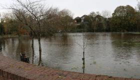 Worst flooding in Riverside Park 'for a long time'
