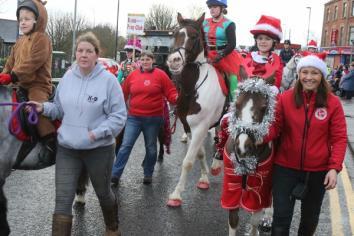 Spectacular Horse Parade this Saturday