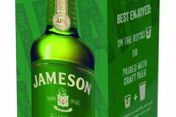 WIN A BOTTLE OF JAMESON CASKMATES IRISH WHISKEY