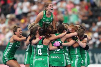 'Green Army' sights on olympic qualification