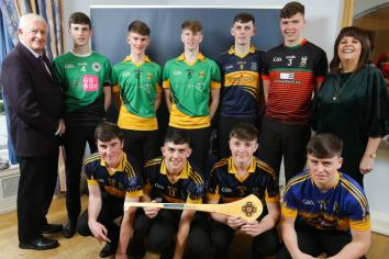 Colleges Hurling All Stars honoured