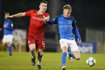 McAree hoping for 'third time lucky' against Glenavon