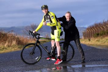 Adam set for gruelling challenge in William Dunlop's memory