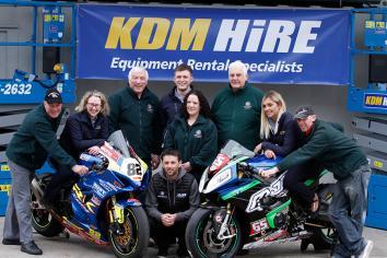 Irish road race season roars into life
