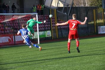 Defensive errors cost Coleraine dearly