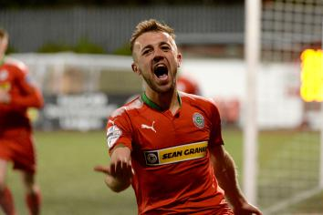 Coleraine out of European running
