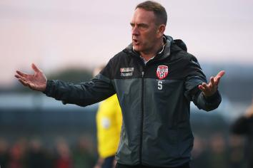 Kenny Shiels appointed NI senior women's manager