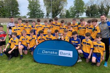 Loreto win the Irish News Cup