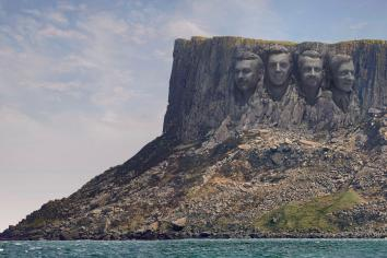 NI's major winners feature in Mount Rushmore style tribute