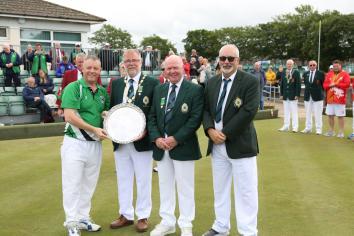 McClure skippers Ireland to rare British Isles victory