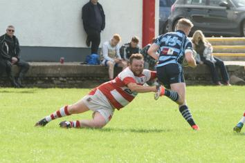 Good weekend for local rugby clubs
