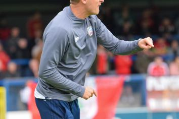 Top two to clash at Coleraine Showgrounds