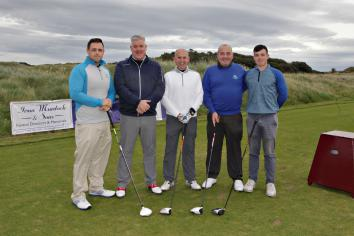 Captain's Day at Rathmore Golf Club