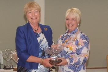 Awards for Castlerock Ladies