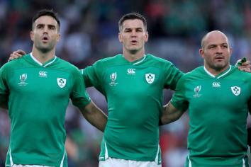 Ireland name team for All Blacks test
