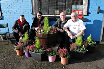 Ballymoney Mens Shed Open Day