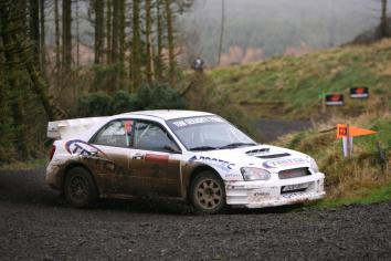 Entry shortfall sees Glens Rally cancelled