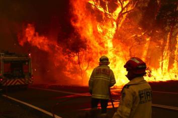 Consequences of Australia's bushfires leaves Northern Ireland expats 'devastated'