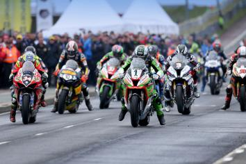 New look race schedule for North West 200