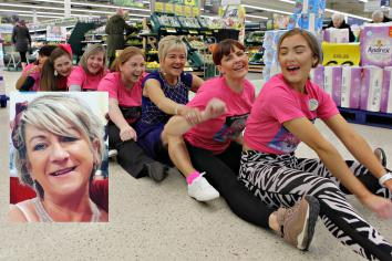 'Fantastic Tess Fest' - 'bright and bold' fundraisers in memory of very special lady Theresa