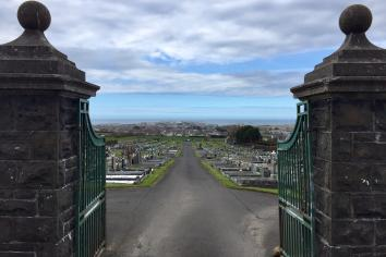 Council not pre-digging graves 'at this stage'