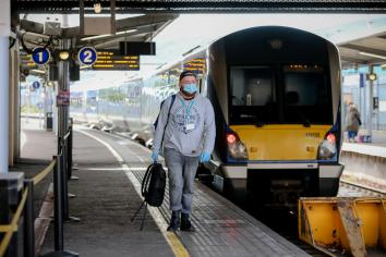 Compulsory face coverings 'right thing to do' says Translink