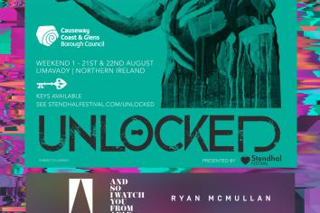 First 'Unlocked' acts revealed by Stendhal Festival organisers