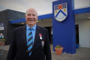 BEM honour for rugby club stalwart