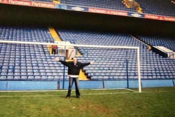Brad not first Ballymoney man to have played at Stamford Bridge