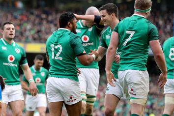 RICHARD BULLICK: There's nothing like the Six Nations
