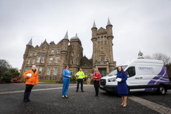 Openreach to invest £100m in Northern Ireland and create 100 apprenticeships