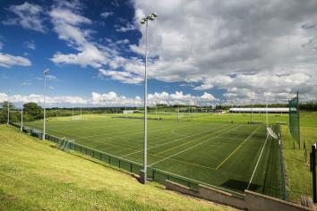 New athletics track and pitch a step closer with £1M 'Indicative Award