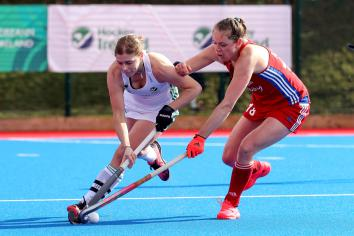 Katie Mullan leads Ireland women into EuroHockey Championships