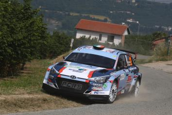 Kilrea driver finishes third at Rally di Alba in Italy
