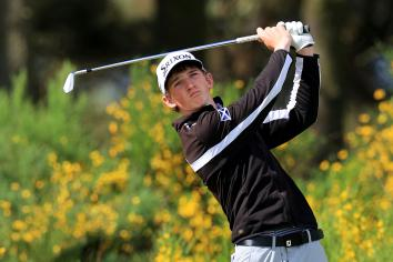 Scott maintains home challenge at Nairn in Amateur Championship