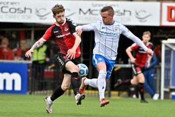 McGonigle poised for Crusaders exit