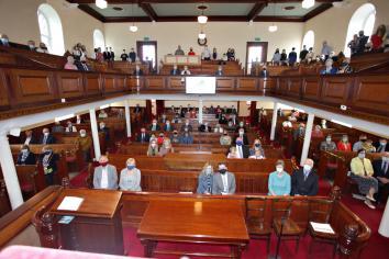 Dervock Presbyterian Church celebrates 375th Anniversary