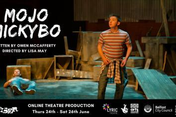 Bruiser Theatre Company presents new on line show