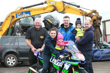 New sponsor on board for Armoy Road Races