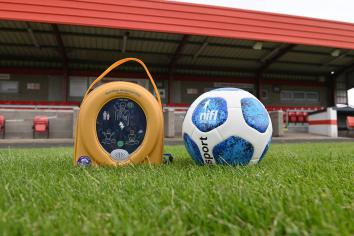 NIFL to supply all clubs with defibrillators