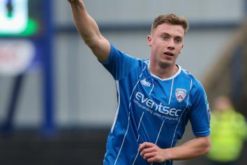 Coleraine climb to third after Warrenpoint win