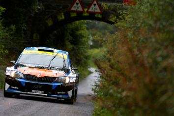 Rowan wants to enjoy Rally GB