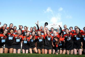 Camogs' quality comes to the 'four'