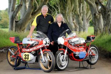 Bill Kennedy still enjoying life as 'Race of Legends' chief