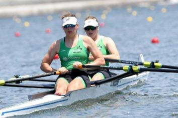 Tokyo time for Coleraine rower