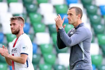 Weight lifted, admits Kearney