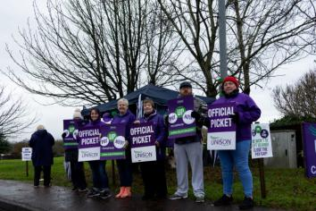 Morale was boosted by 'amazing' support