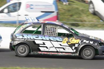 Saturday Night Race Action at Aghadowey