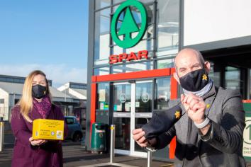 Face mask sales raise vital funds forMarie Curie