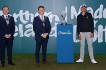 NI Open goes coastal as golfers get ready to tee off at Cairndhu